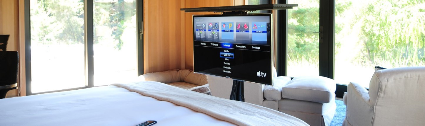 cyberManor-Bedroom-Equipped-With-Smart-TV1